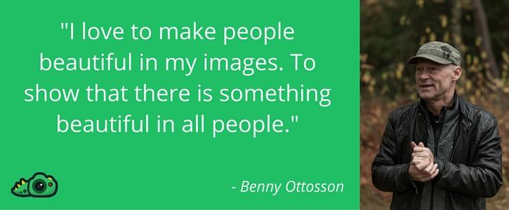 Increase revenue per photography client - case study Benny