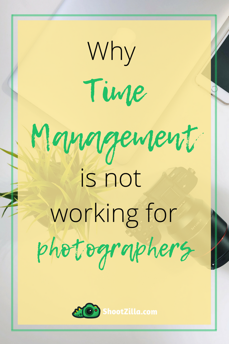 Time Management For Photographers